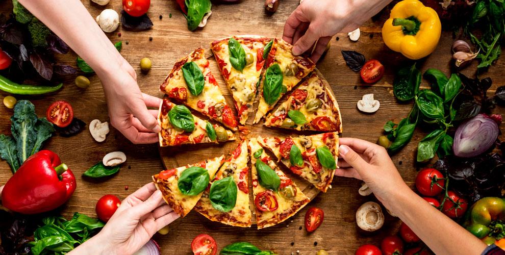 Меню роллов и пиццы от 7pizza & Sushi5