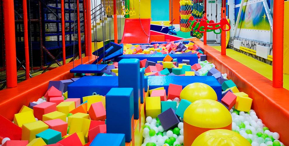 Посещение спортивно-развлекательного центра «Зона гравитации» длявзрослых идетей