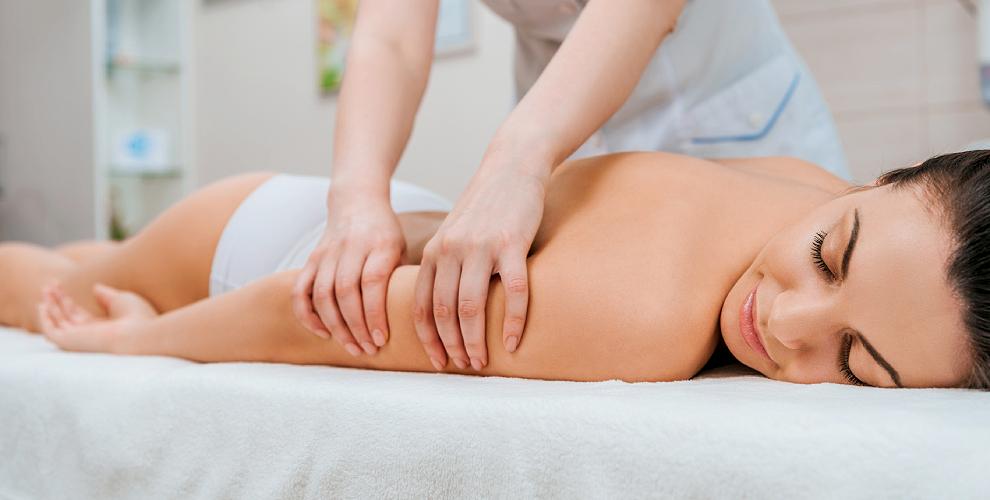 Классический массаж всего тела икурс длявосстановления организма вцентре «Луч»