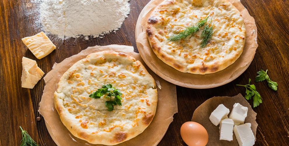 Сытные, сладкие и осетинские пироги, безалкогольные напитки в кафе-бистро Appeti