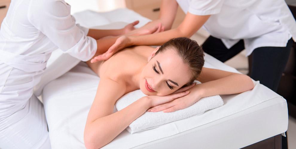 «Студия Леси Толь»: массаж в 4 руки, «Прикосновение шелка» и другие программы
