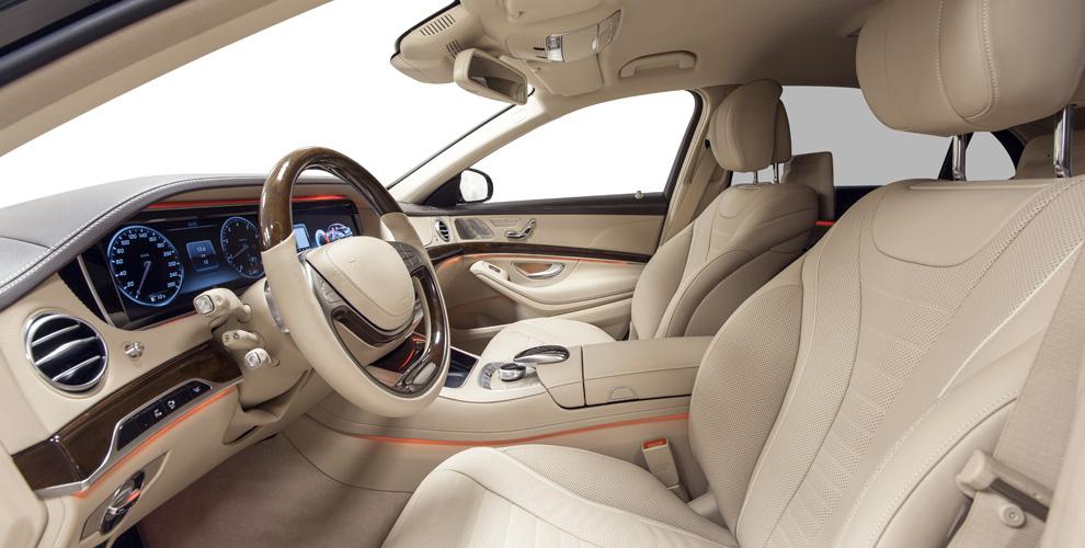«Автоателье»: перетяжка салона автомобиля, подлокотников сидений, руля