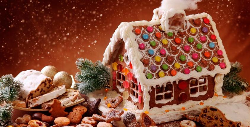 """Пряничные домики и наборы на любой праздник от мастерской """"Лукоморье"""""""