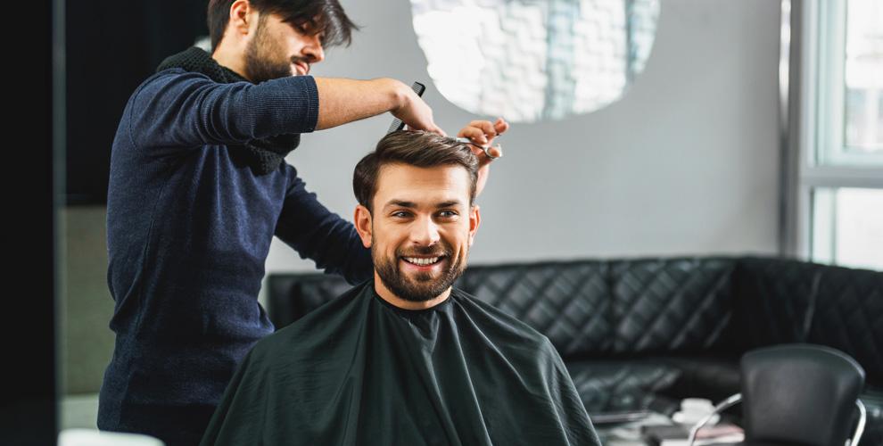 Барбершоп ArtStudio Mens: мужские стрижки, моделирование иокантовка бороды