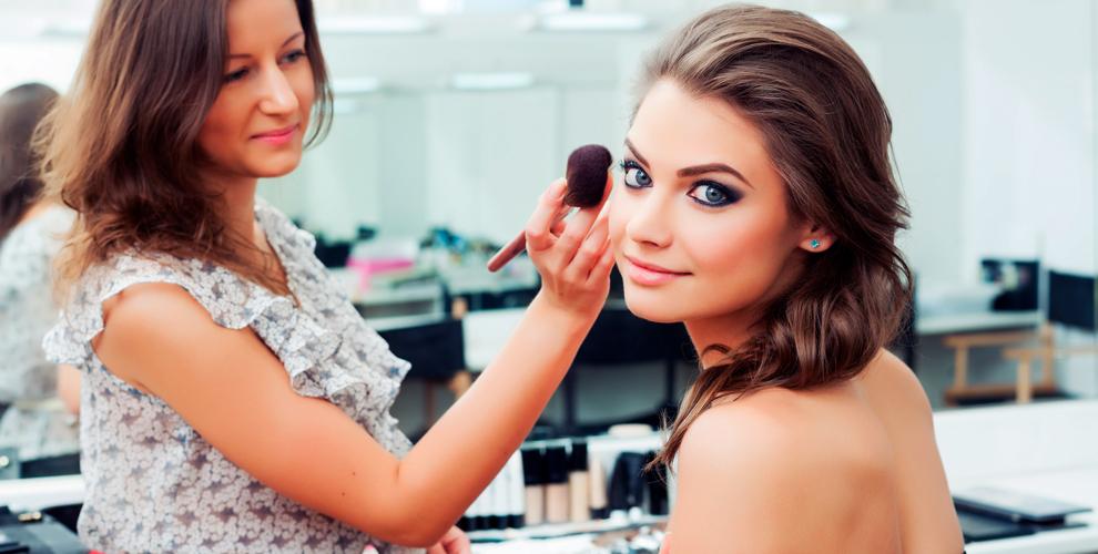 Школа макияжа «Территория красоты» предлагает экспресс-курсы на выбор