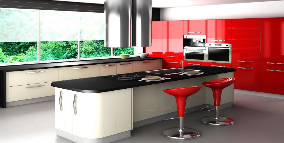 Кухонные гарнитуры и шкафы-купе по индивидуальным размерам от мебельной фабрики Eliza