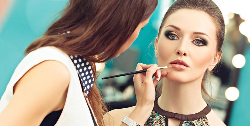 Мастер-классы и курсы по макияжу и визажу в студии VIKANTI