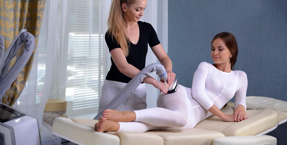 Сеансы LPG-массажа в студии коррекции фигуры «Эталон красоты»