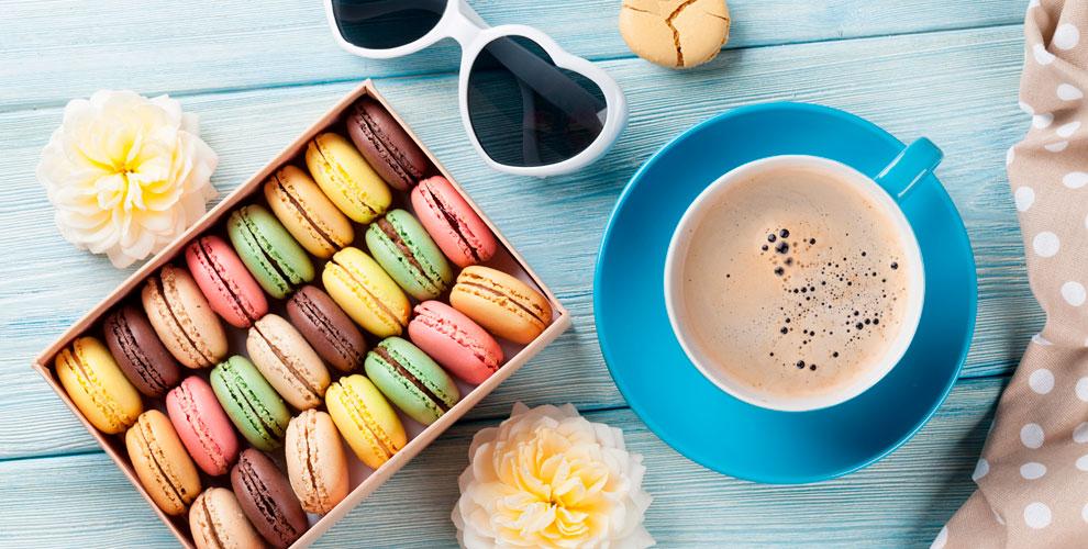 Десерты, кофе и безалкогольные напитки  вмини-кафе Nestercoff