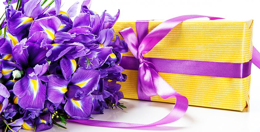 """Свежесрезанные цветы, выращенные в собственных теплицах, от салона цветов """"Аэдис"""""""