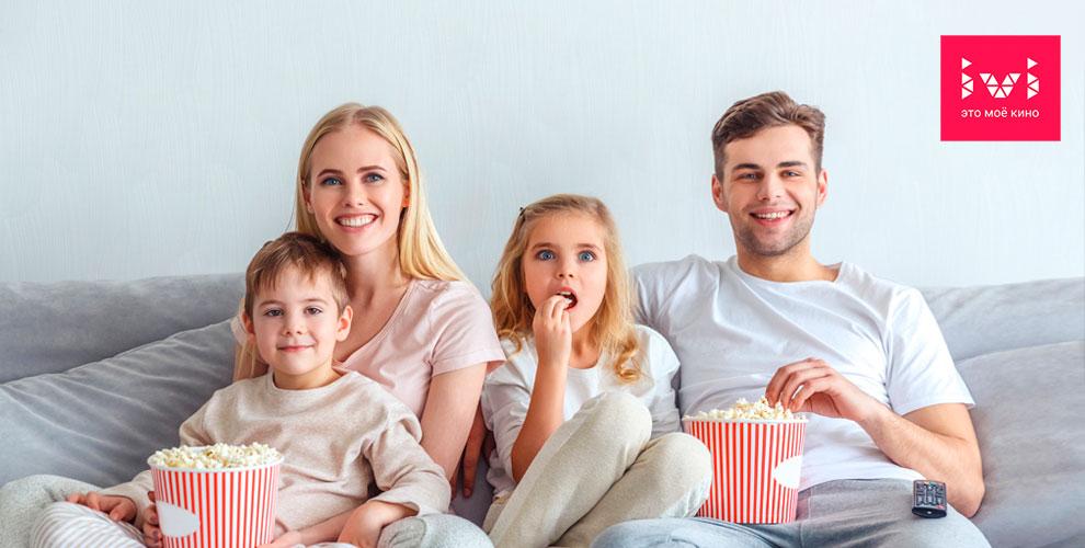 Фильмы, сериалы и мультфильмы без рекламы в онлайн-кинотеатре ivi