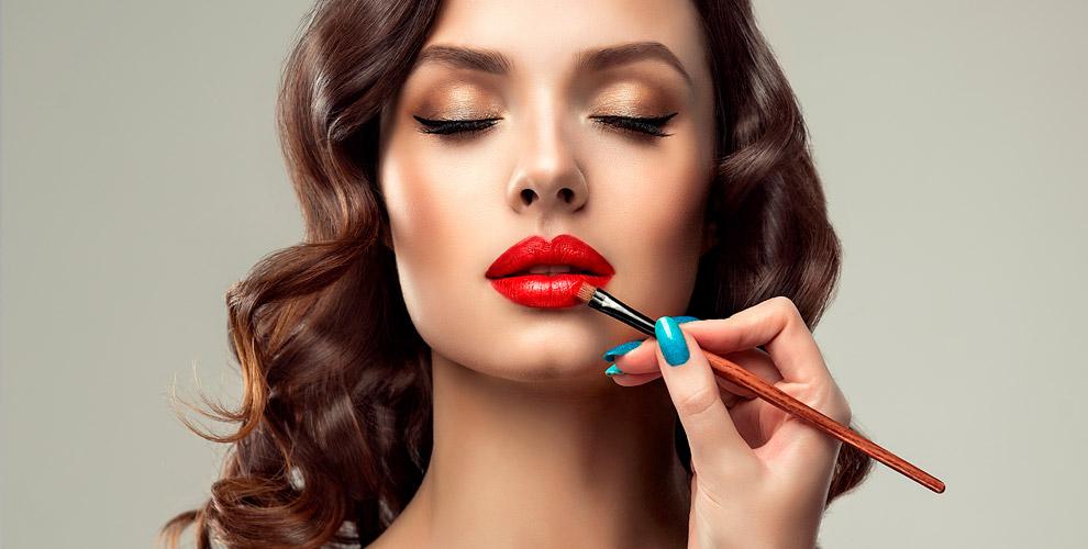 Дневной, вечерний исвадебный макияж, укладкавстудии M&HСorner