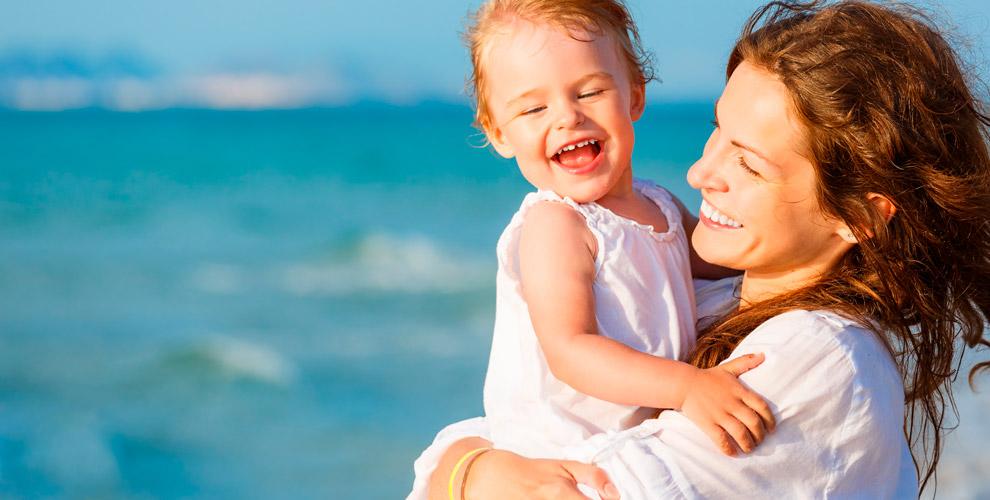 Сеансы процедуры «Морской воздух дляздоровья вашего ребенка» вцентре SeaResort