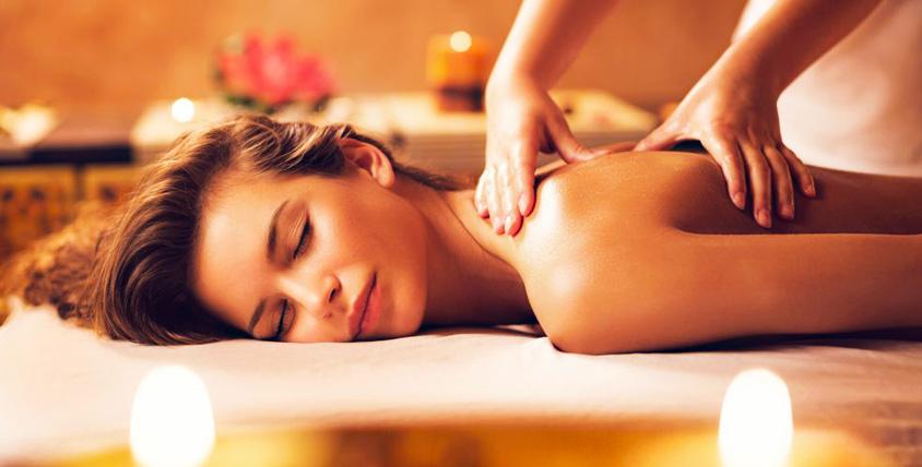 """SPA-программа """"Релакс"""", обертывание, массаж спины, рук, головы, живота, стоп и других зон в салоне Healthy Massage"""