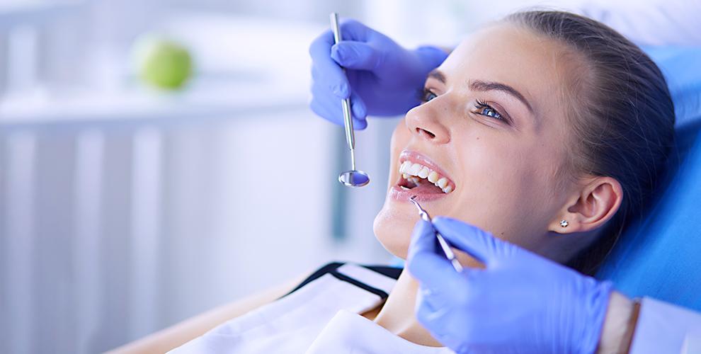 Лечение кариеса, пульпита иультразвуковая чистка зубов вклинике «КристАл»
