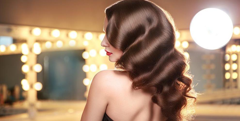 Стрижки, выпрямление, полировка, окрашивание и мелирование волос в салоне «Виктория»