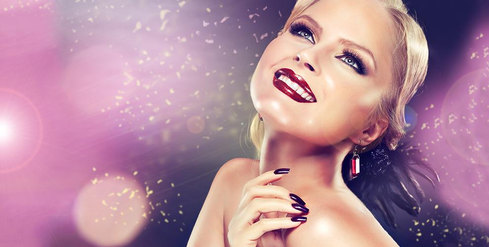Ногтевой сервис, наращивание ресниц иперманентный макияж всалоне красотыA.T.Nails