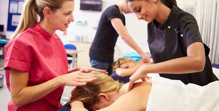 Курс обучения классическому массажу в компании Centermassage