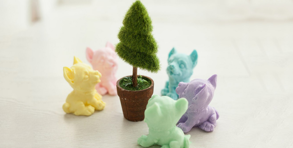 Натуральное мыло ручной работы собачка «Буся» в интернет-магазине «Мимими»