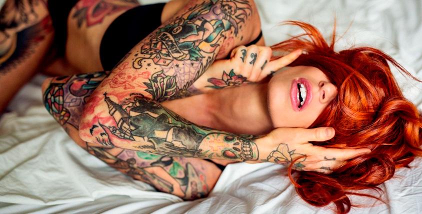 """Нанесение татуировки любой сложности в студии татуировки """"На стиле"""""""