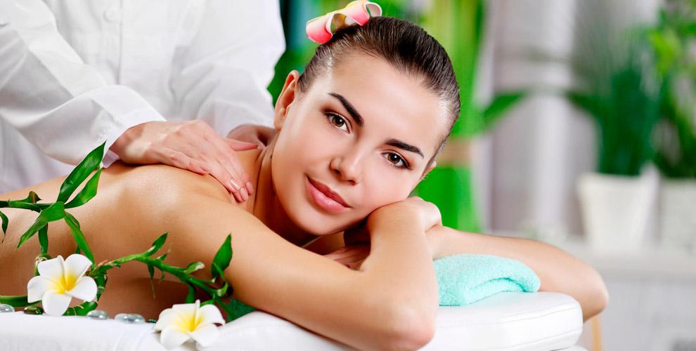 Различные виды массажа в салоне красоты Touch Studio