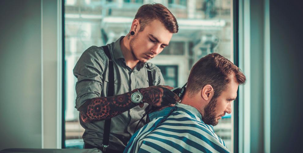Men's Craft: мужские стрижки, бритье бороды, косметическое отбеливание зубов