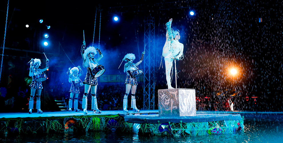 Билеты нацирковое представление «Цирк наводе» вСамаре