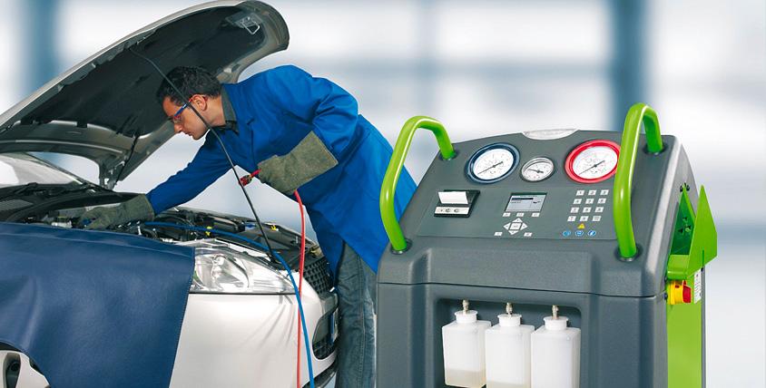 """""""Автотехцентр в Апаринках"""" предлагает полную подготовку и заправку кондиционера. Всегда комфортный климат!"""