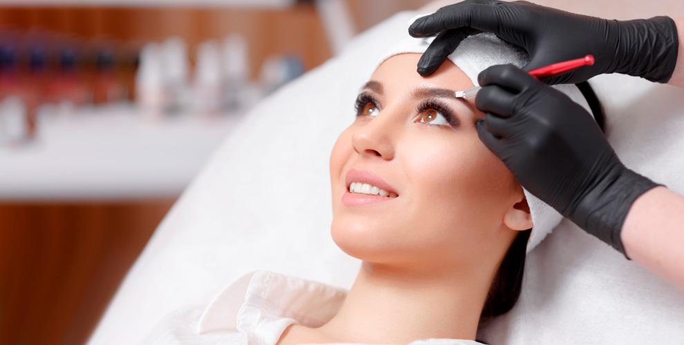 Студия Людмилы Гнутовой: ламинирование иколлагенирование ресниц, окрашивание бровей