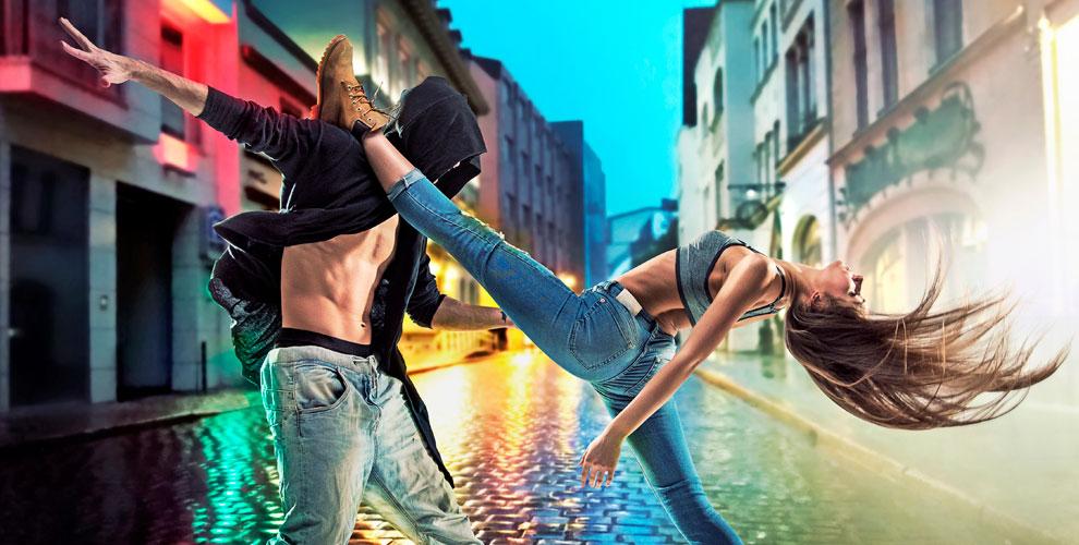 Школа танцев «Бруклин»: дэнсхол, хип-хоп, вог,локинг, брейк