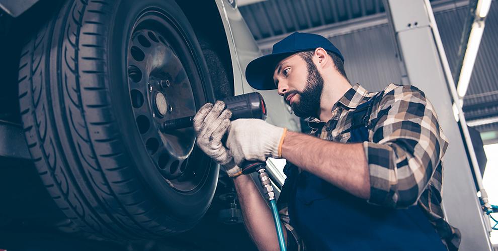 «ШинПорт»: шиномонтаж, сварка аргоном, ремонт автомобиля