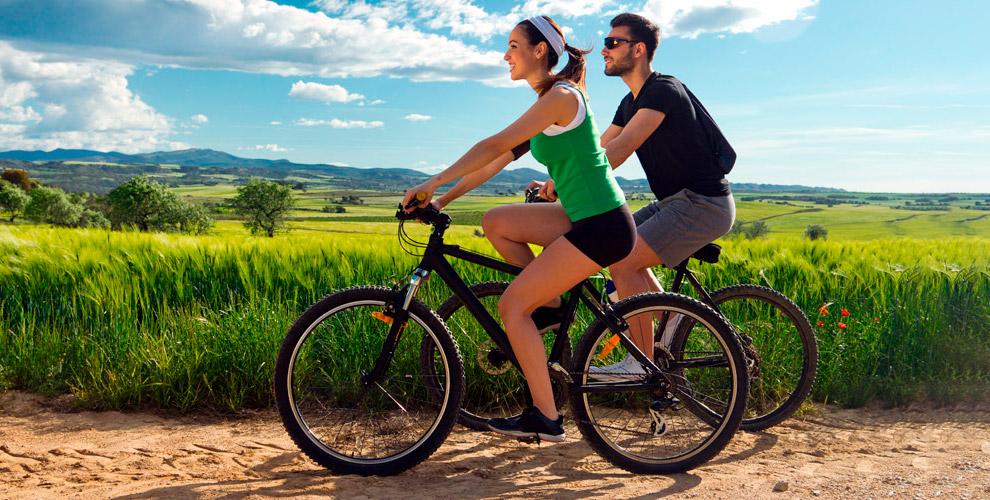 Прокат велосипеда, роликов, самоката илискейтбордаоткомпании «АльфаСпорт»