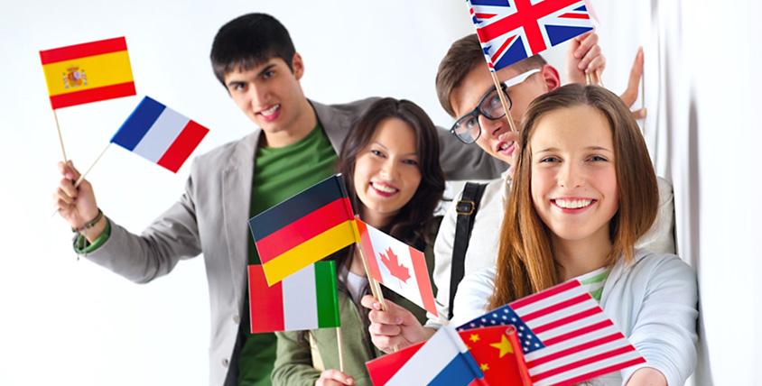 Обучение языкам детей и подростков в центре иностранных языков ELC
