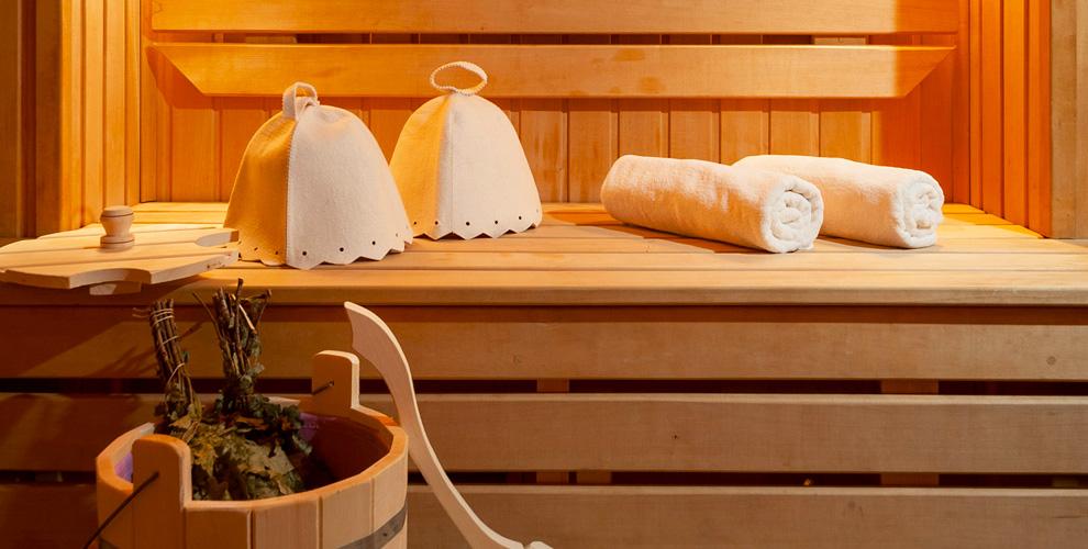 «Морозовские бани»: посещение сауны скупелью ихаммамом, чайвассортименте