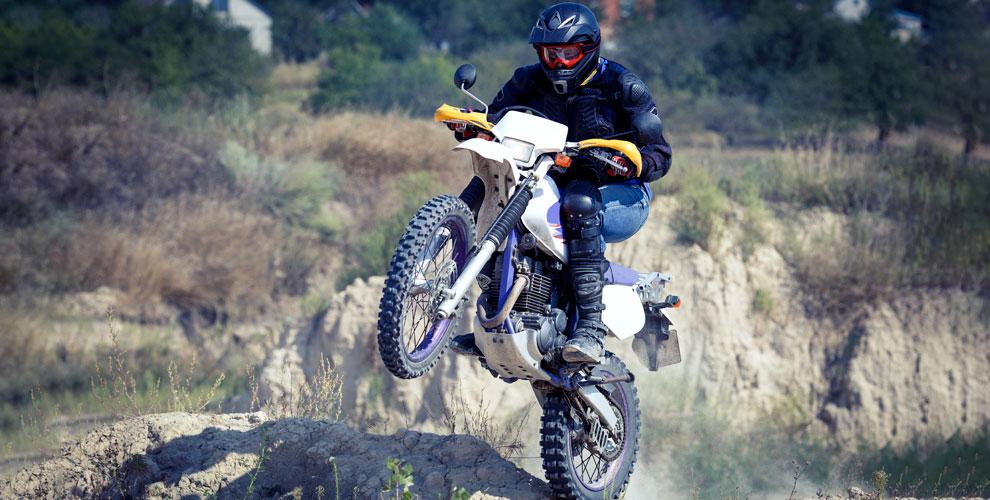 Аренда кроссового мотоцикла от компании Rentbikes.ru
