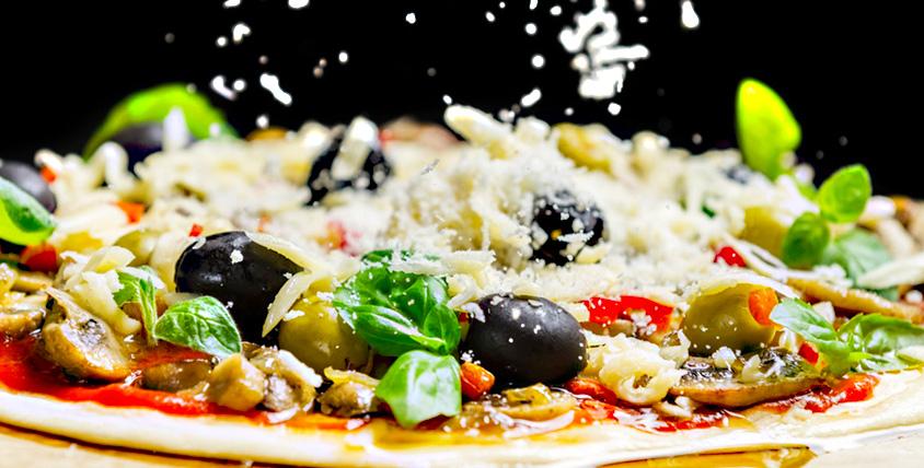 Осторожно, вам понравится! Весь ассортимент итальянской пиццы и ароматных пирогов от службы доставки Lana Pizza