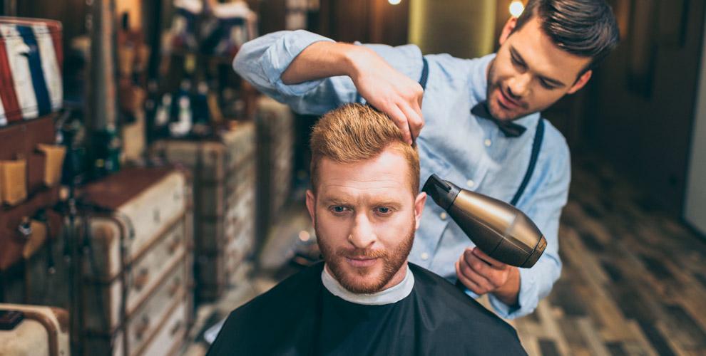 Barbershop SREZ: стрижки машинкой иножницами, бритье бороды