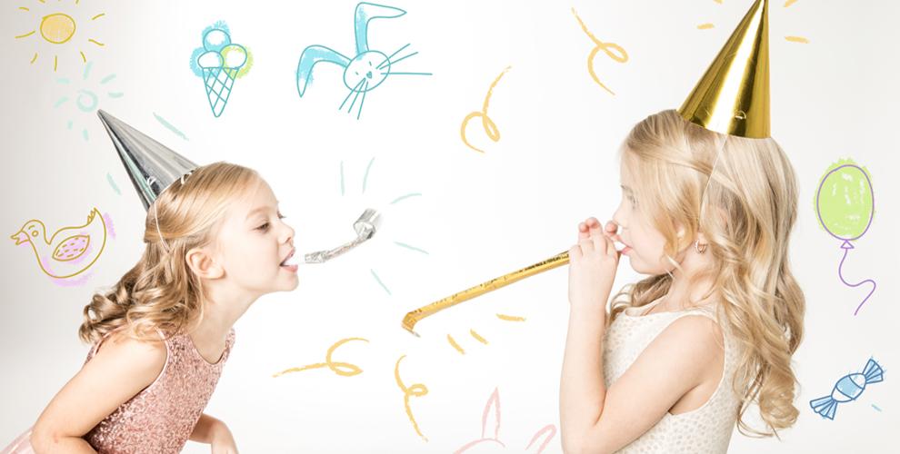 «Детское время»: аренда банкетной зоны и проведение детских праздников