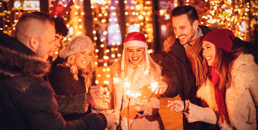 Отдых в новогодние и рождественские праздники в комплексе «Кургала»