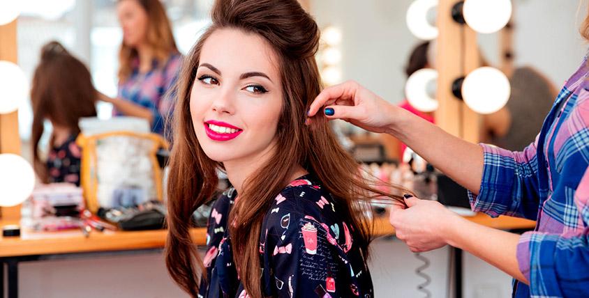 Парикмахер-стилист IAMPOLSKAIA: индивидуальный подбор стиля и парикмахерские услуги