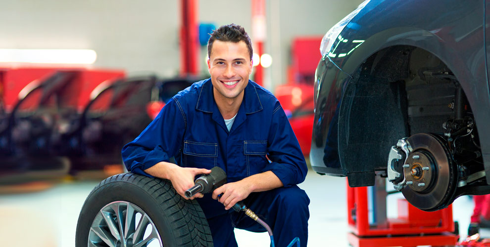 «Старт»: шиномонтаж колес автомобиля
