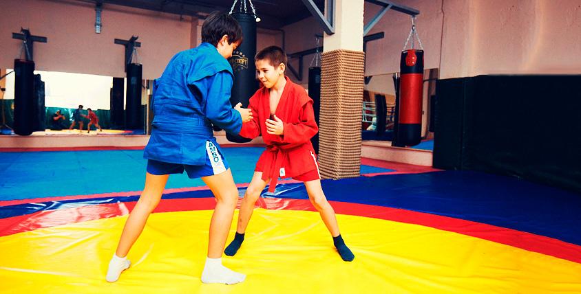 """Абонементы на занятия боевым самбо в спортивном обществе """"Гвардия"""""""