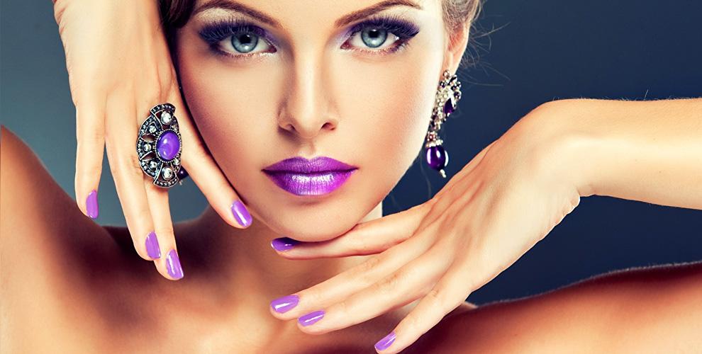 Маникюр, окрашивание бровей, причёски имакияж вмастерской красоты Софии Кара