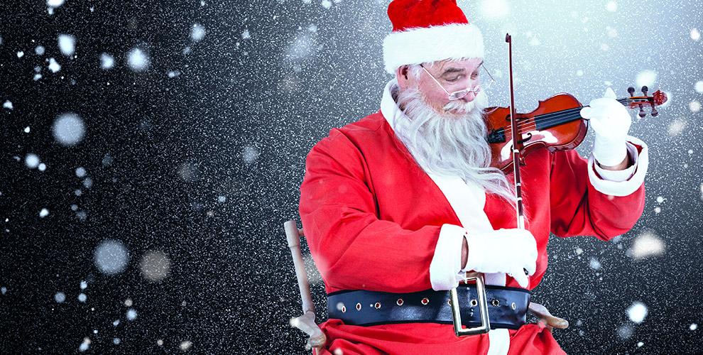 Билеты на новогоднее шоу «Оркестр Деда Мороза»