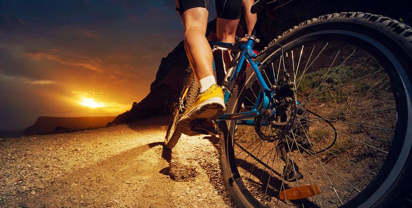 """Прокат самокатов, городских и горных велосипедов от компании """"Велопрокат ПГ"""". Отдых на свежем воздухе с пользой для здоровья!"""