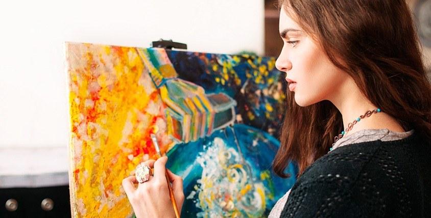 Мастер-классы на выбор по рисованию от студии живописи Art studio Anna RA