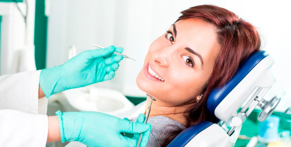 «Линия улыбки»: прием стоматолога, установка скайса, сертификат налечение зубов