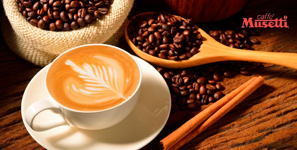 Эспрессо, капучино, латте, мокачино и американо от кофейни Musetti в ТРЦ «МЕГА»