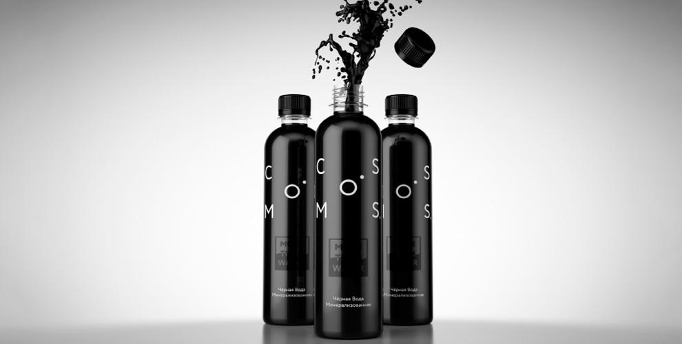Натуральная чёрная детокс-вода откомпании «Дуббель»