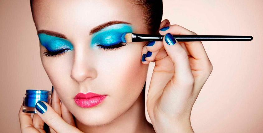 Обучающие курсы по макияжу от 400 руб. в студии красоты Cr'ANS